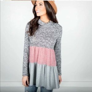 Stevie Hender Block Sweater